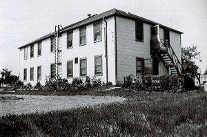 1949: Oliver Lodge opened its doors on Idylwyld Dr.